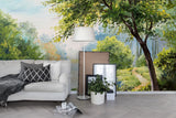 3D Oil Painting Countryside Landscape Wall Mural Wallpaper 41 - Jessartdecoration
