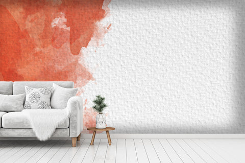 3D watercolor texture wall mural wallpaper 14