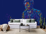3D Color Abstract Character  Wall Mural Wallpaper 60