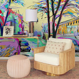 3D Landscape Painting Wall Mural Wallpaper 131