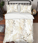 3D Plant Leaf Pattern Quilt Cover Set Bedding Set Pillowcases  45