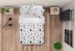 3D Cartoon Deer Animal Quilt Cover Set Bedding Set Duvet Cover Pillowcases LXL 11