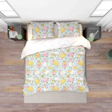 3D Hand Drawn Animal Sheep Quilt Cover Set Bedding Set Duvet Cover Pillowcases 89