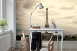 3D Tower Cloud Wall Mural Wallpaper 32