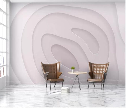 3D Abstract Geometric Pattern Wall Mural Wallpaper 173