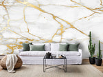 3D Marble Effect Wall Mural Wallpaper 82