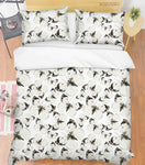 3D Hand Drawn Animal Butterfly Quilt Cover Set Bedding Set Duvet Cover Pillowcases 103