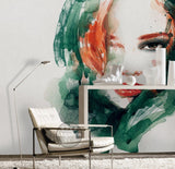 3D Beauty Avatar 465 Wall Murals Wallpaper Jess Art Decoration 2