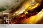 3D Color Abstract Sky Cloud Wall Mural Wallpaper 44