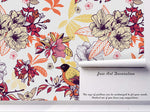 3D Floral Wall Mural Wallpaper 65