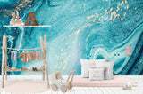 3D Sea Wall Mural Wallpaper 04 - Jessartdecoration
