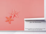 3D Starfish Wall Mural Wallpaper 78