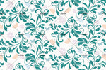 3D Green Leaves Wall Mural Wallpaper 64