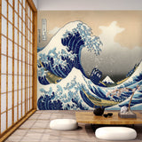 3D cartoon spray wall mural wallpaper 7