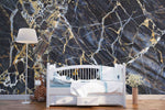 3D Marble Effect Wall Mural Wallpaper 14