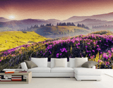 3D Field Flower Sea 1165 Wallpaper Jess Art Decoration 2