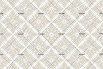 3D Grey Checkered Pattern Wall Mural Wallpaper 5