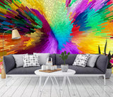 3D Color, Stereo emission line Wallpaper