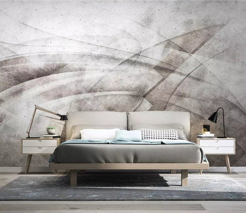 3D Messy, Abstract drawing Wallpaper