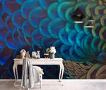 3D Dreamy, Feathery texture Wallpaper