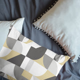 3D Simple, Geometric shape Bedding Set Quilt Cover Quilt Duvet Cover ,Pillowcases Personalized  Bedding,Queen, King ,Full, Double 3 Pcs