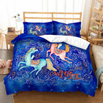 3D Fantastic  Unicorn  Quilt Cover Set Bedding Set Pillowcases