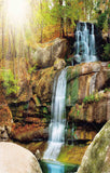 3D beautiful country scene wall mural wallpaper 55