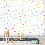 3D color origin pattern wall mural wallpape 29