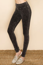 Load image into Gallery viewer, Maddie Mineral Washed Leggings