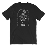"""Closer to Death"" Tee - Black"