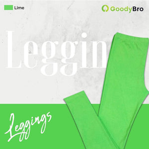 Lime Leggings - GoodyBro