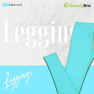 Emerald Leggings - GoodyBro