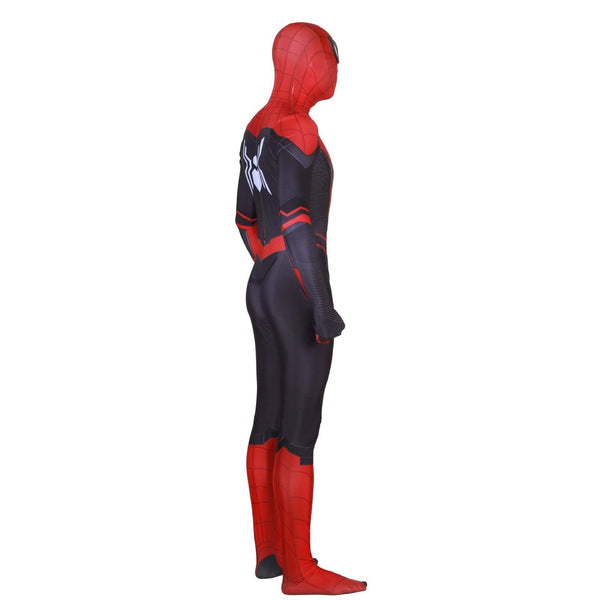 2019 Spider-Man: Far From Home Jumpsuit Cosplay Spider Man Costume Bodysuit New