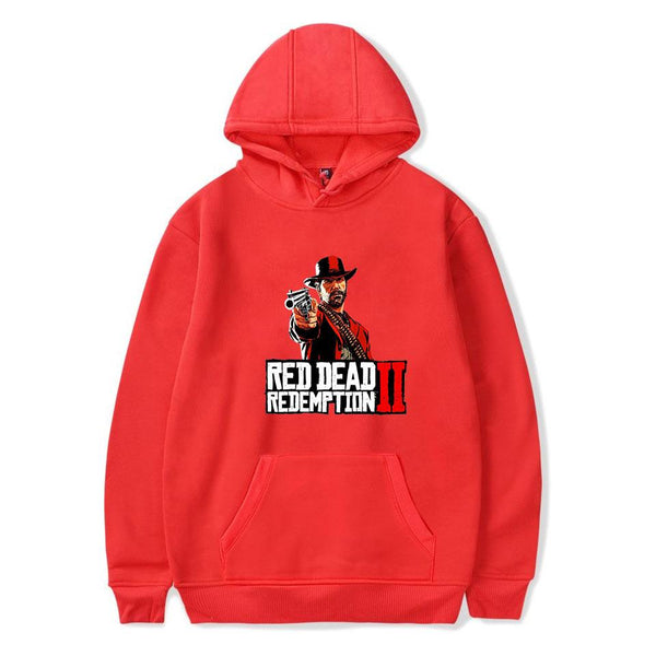 Game Red Dead Redemption 2 Pullover Hoodie Sweater