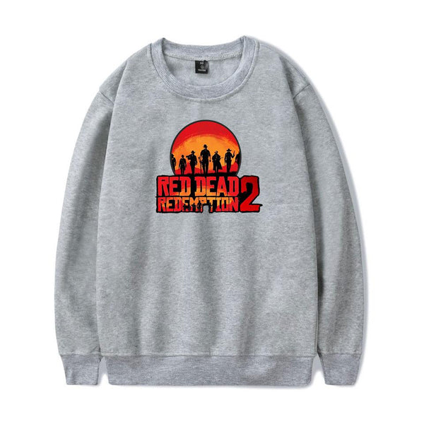 Game Red Dead Redemption 2 Sweater Cosplay Costume