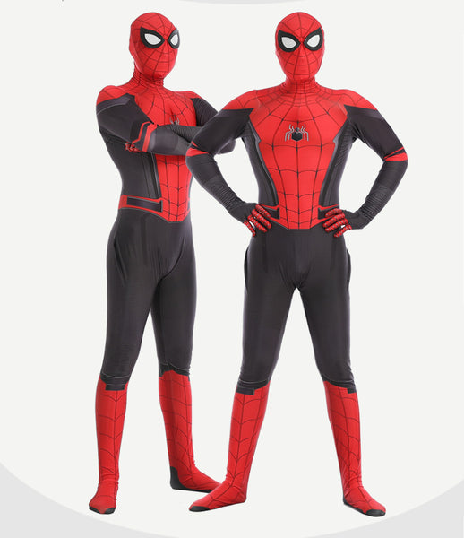 2019 Spider-Man: Far From Home Cosplay Costume Jumpsuit For Kids