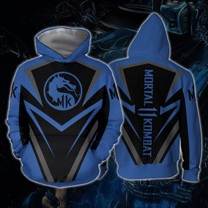 Mortal Kombat X Sub-Zero Scorpion Sweatshirts Halloween Cosplay Costume