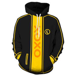Game My Friend Pedro Sweatshirt Hoodie Halloween Cosplay Costume