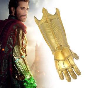 Spider Man Far From Home Superhero Mysterio Gloves Latex Halloween Cosplay Prop