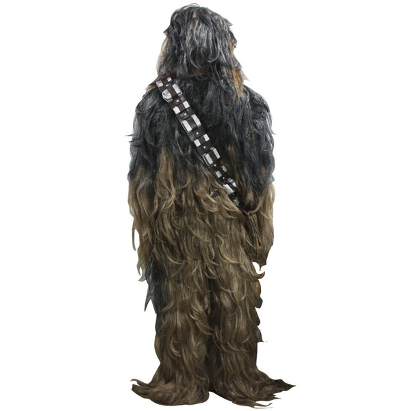 "Star Wars Chewbacca ""Wookie"" Super Edition Deluxe Adult Men Cosplay Costume"