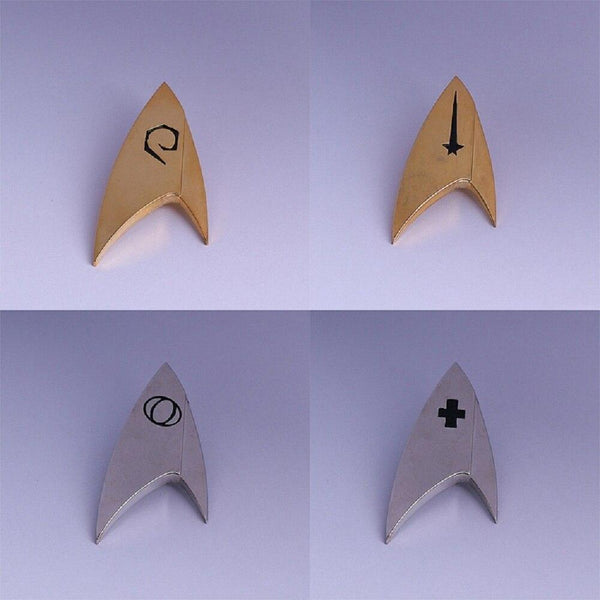 Star Trek Discovery Operations Division Badge Uniform Insignia