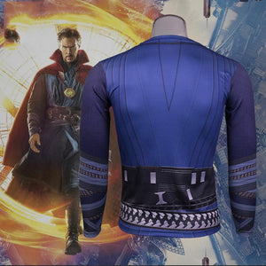 2016 Marvel Movie Doctor Strange Cosplay Costume T-Shirt