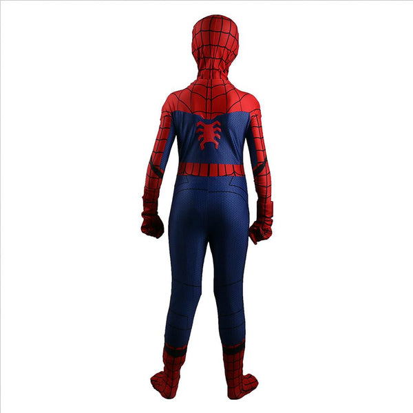 Kids Spider-Man Homecoming Cosplay Jumpsuit Spandex Suit