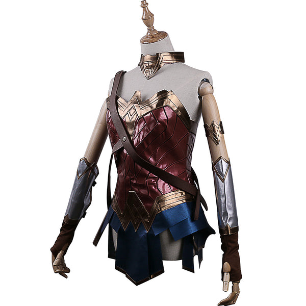 2017 Movie Wonder Woman  Diana Princess Cosplay Dress