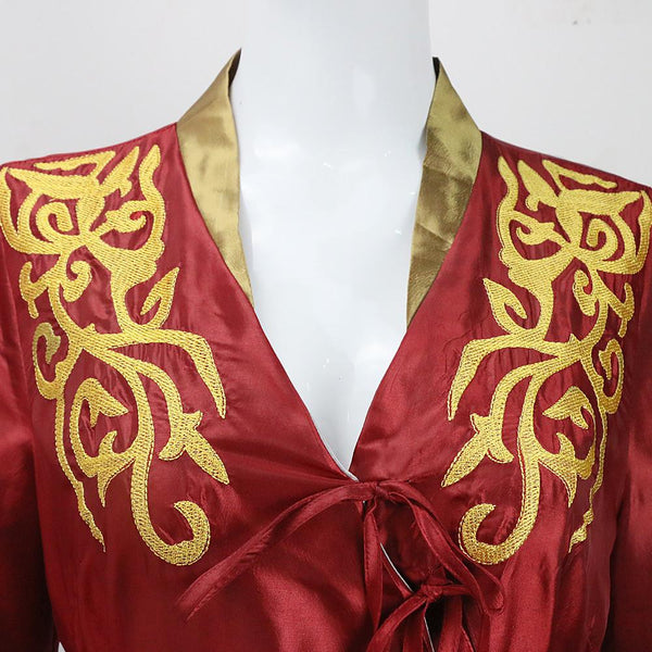 Game of Thrones Queen Cersei Lannister Red Exclusive Dress