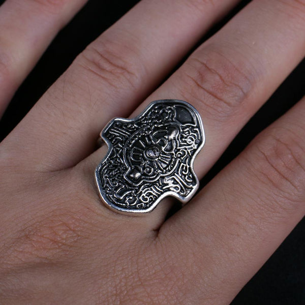 Dark Souls 3 Ring of Steel Protection High Quality Cosplay Rings