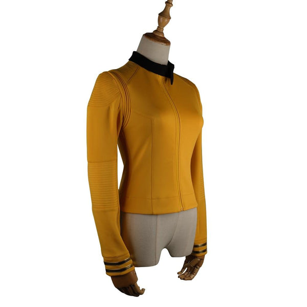 Star Trek Discovery Season 2 Female Set Starfleet Commander Uniform Woman Cosplay Costume