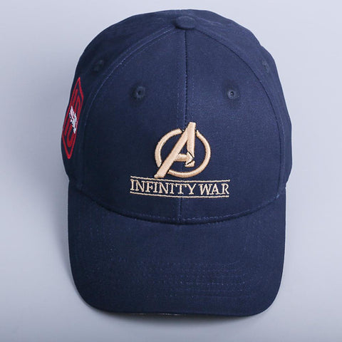 Marvel: Avengers Alliance 10th Anniversary Cap Souvenir Embroidery Hat