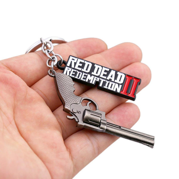 Game Red Dead Redemption 2 Keychain