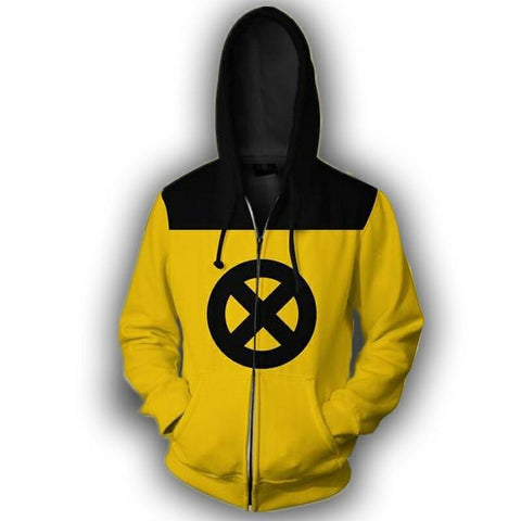 Deadpool Cosplay Sweatshirt Pullover Jacket